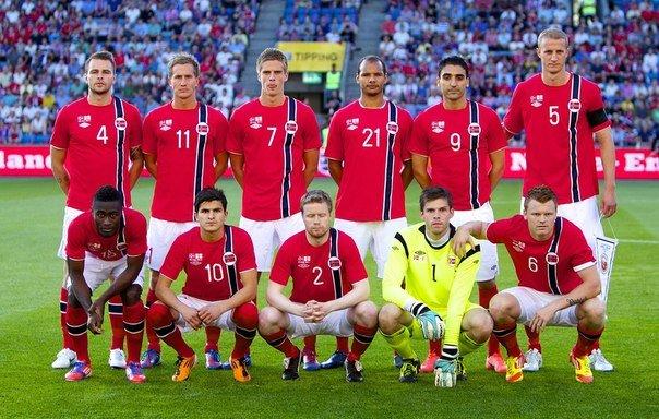 Сборная Норвегии по футболу