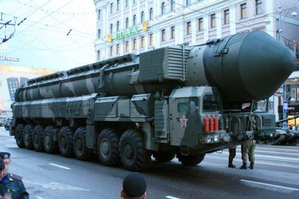 Межконтинентальная баллистическая ракета