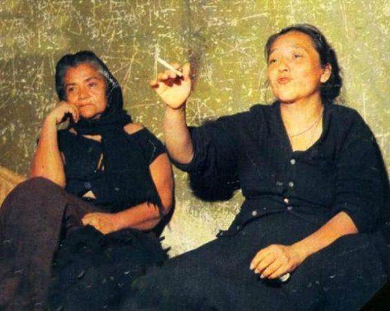 Дельфина и Мария де Хесус Гонсалес