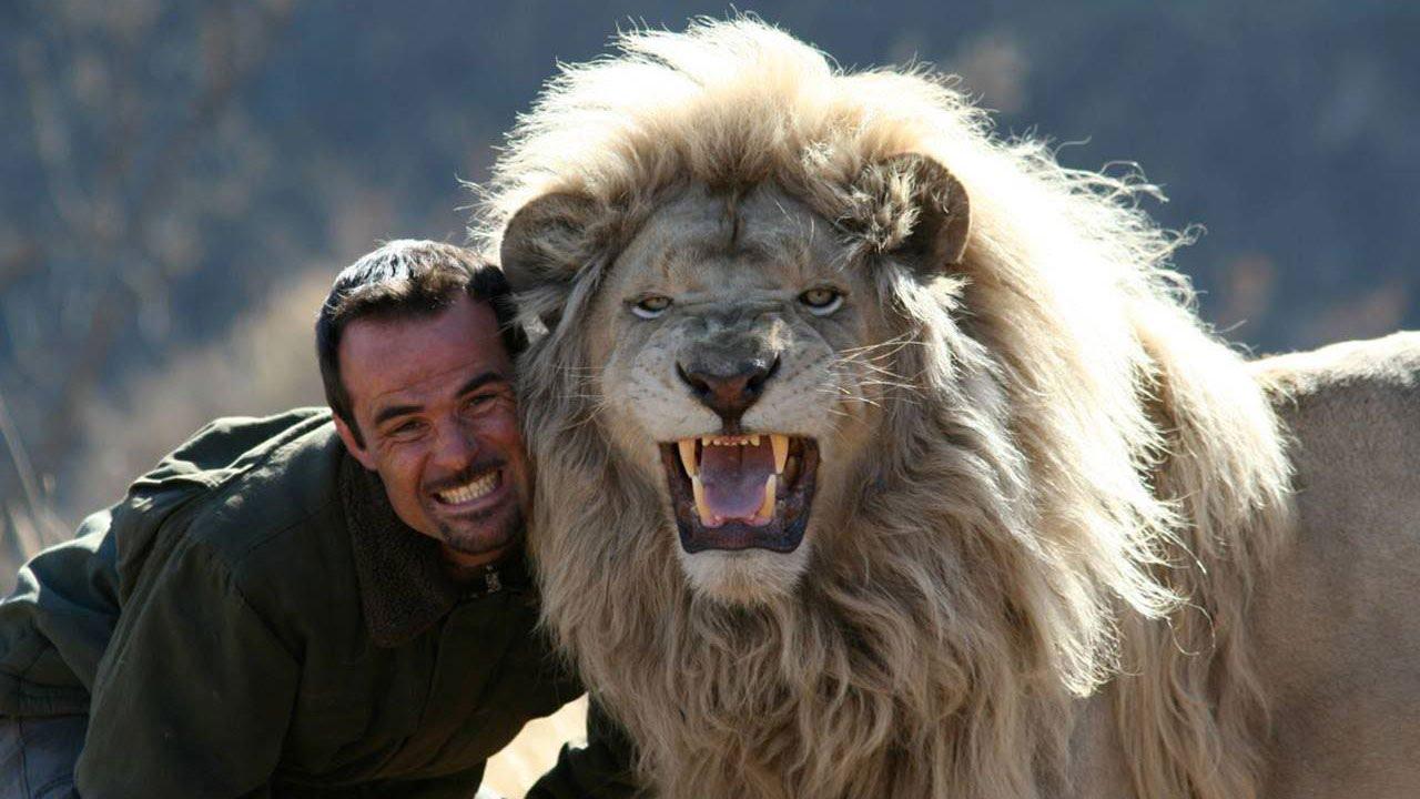 дружба человека и животного