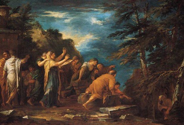 Интересный факт №4: Пифагор рассказывал людям, что возродится после смерти