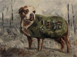 Собаки-герои боевых действий
