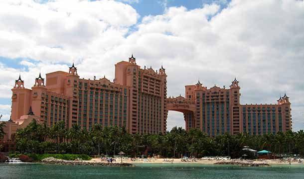 Atlantis Casino & Resort — Остров Парадайз, Багамы