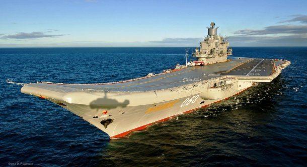 Авианосцы типа «Адмирал Кузнецов»