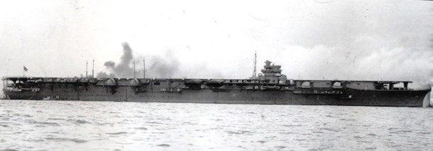Авианосцы типа «Сёкаку»