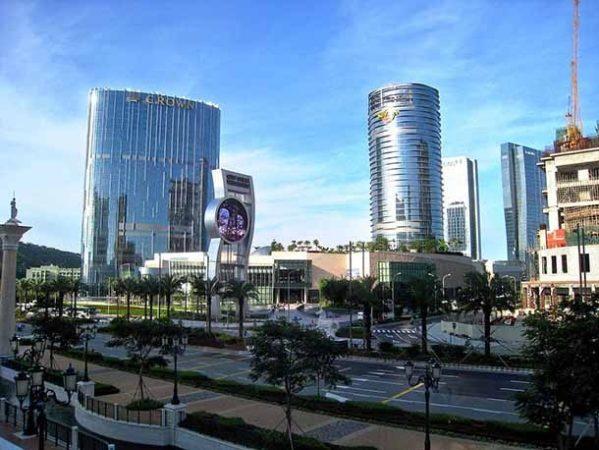 City of Dreams — Макао, Китай