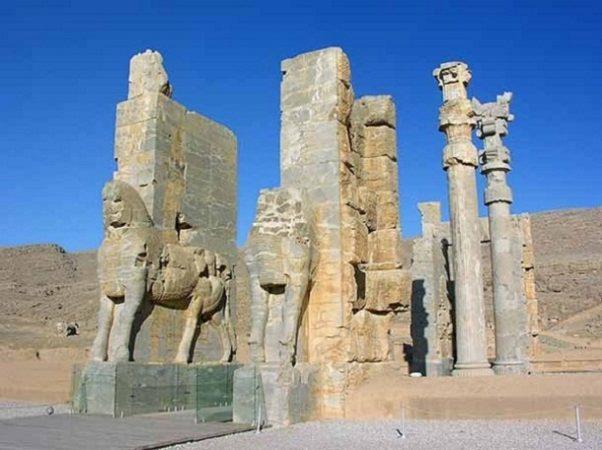 Империя Ахеменидов
