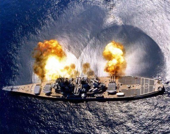 Линейные корабли типа «Айова»