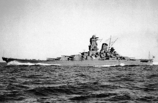 Линейные корабли типа «Ямато»