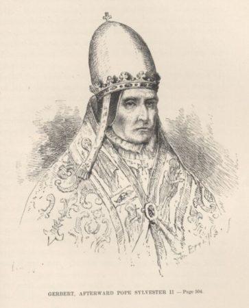 Папа Сильвестр II