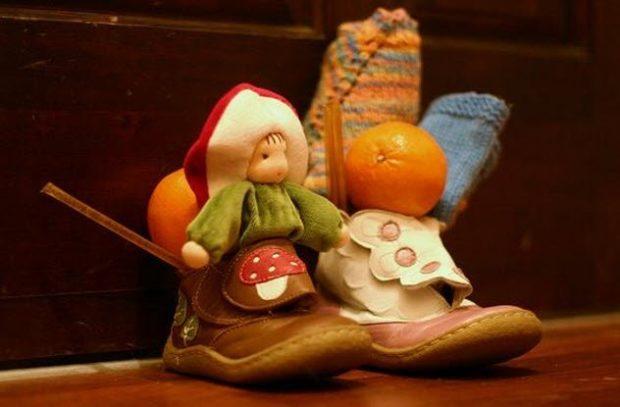 Святой Николай ассоциируется у американцев с духом Рождества
