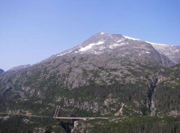Мост Кейп-Уильям Мур (Аляска)