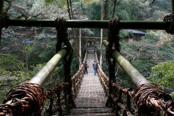 Мост Мису Цурибаши, Япония