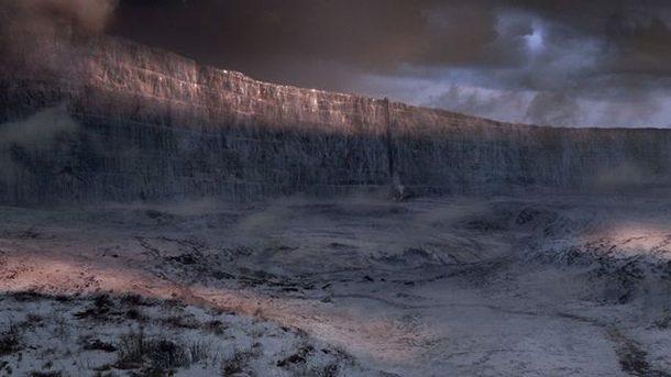 Стена в Игре престолов
