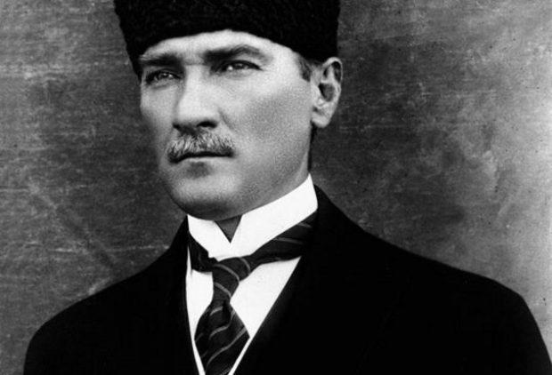 Мутафа Кемаль Ататюрк