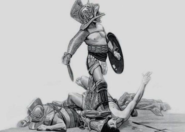 Женщина-воин