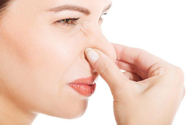 Дегустация еды с зажатым носом