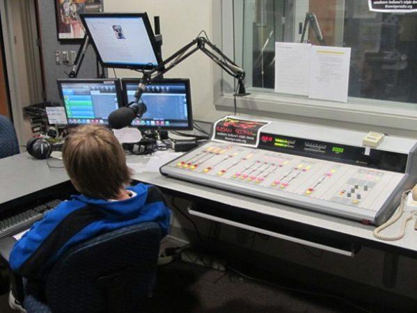 У Кинга и его жены есть своя радиостанция