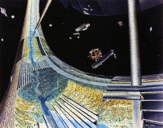 Восстание космических колоний