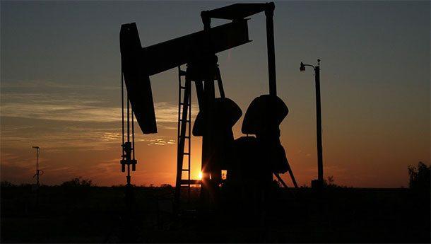 Нефтяные скважины Техаса