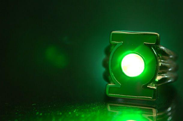 Кольцо Зелёного Фонаря