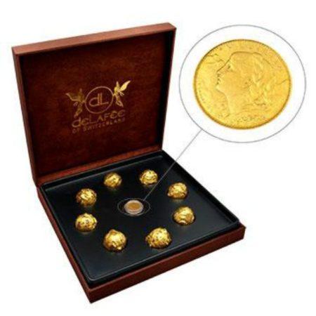 Конфеты DeLafée of Switzerland's Gold
