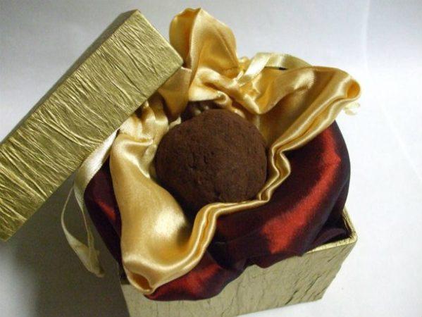 La Madeline au Truffe от шоколадного дома Knipschildt