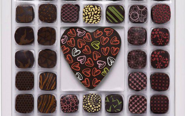 Набор Richart's Intense Valentine Gourmet