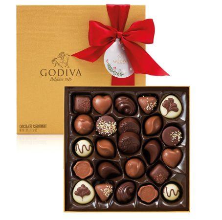 Набор шоколадных конфет Godiva
