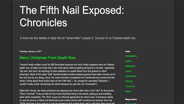 Пятый гвоздь (The Fifth Nail)