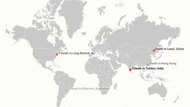 Рождение и смерть в мире (World Births and Death)