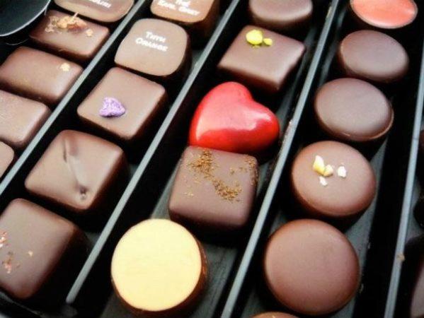 Шоколад от Richard Donnelly