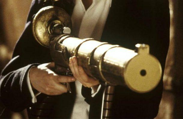 «Вдушувлазер» в руках Триши Макмиллан