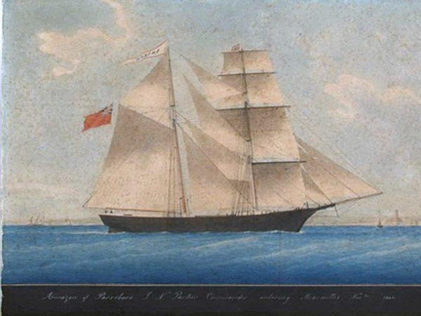 Экипаж и пассажиры «Марии Селесты»