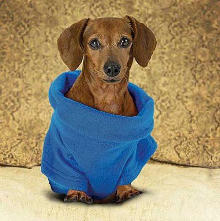 Снагги (одеяло с рукавами) для собак
