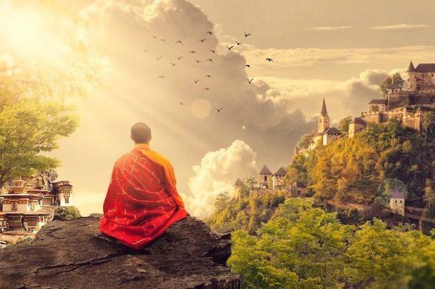 В Китае буддийские монахи не могут попасть в цепь реинкарнации без разрешения правительства