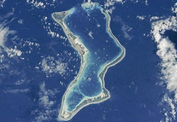 Остров Диего Гарсия