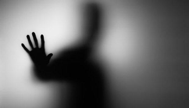 Тень человека