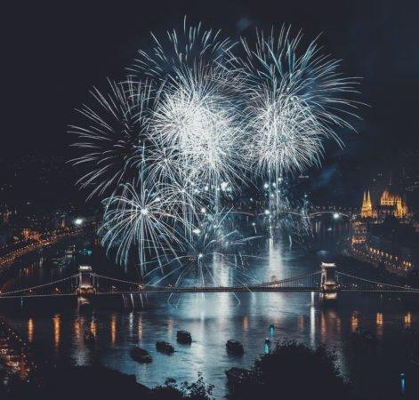 Будапешт на Новый год