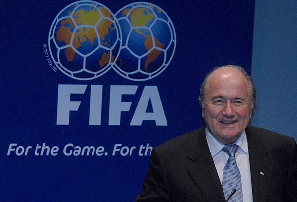 Коррупционный скандал в FIFA