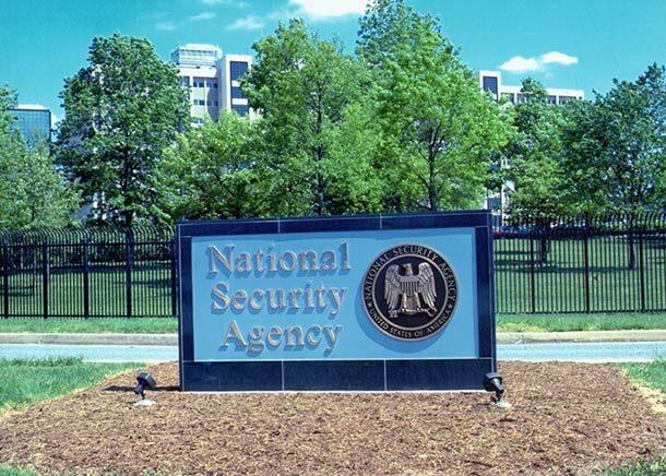 Шпионский скандал в Агентства национальной безопасности США