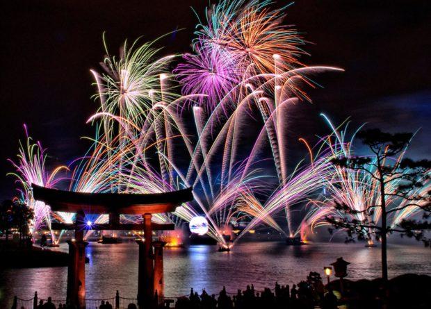 Токио на Новый год