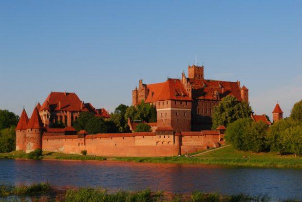 Замок Мариентбург, Польша