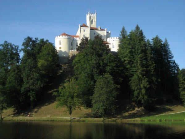 Замок Тракошчан, Хорватия