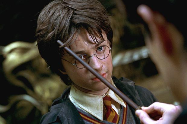 Гарри Поттер в очках