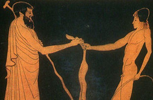 Изображение двоих мужчин