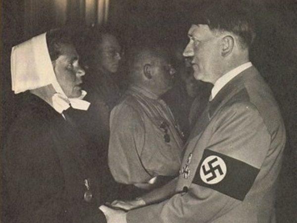 Элеонора Баур и Гитлер