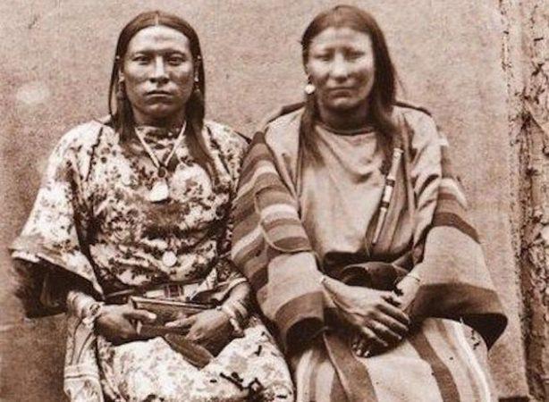 Фото индейцев