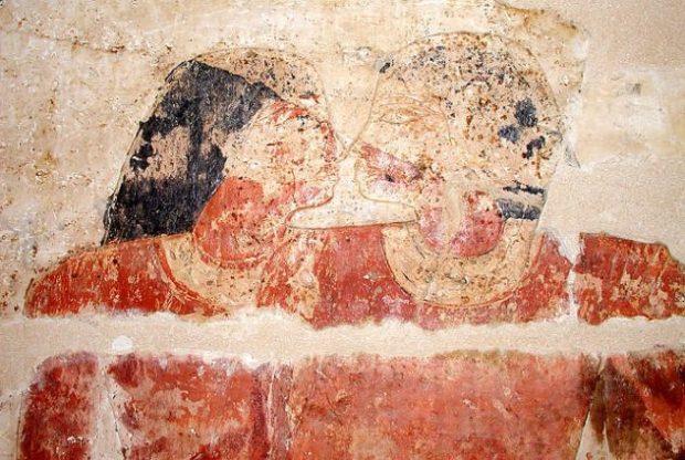 Изображение древних египтян