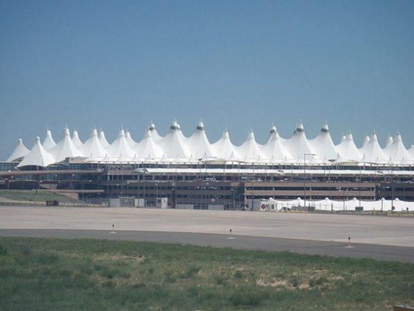 Аэропорт Дэнвера — бункер на случай Конца Света